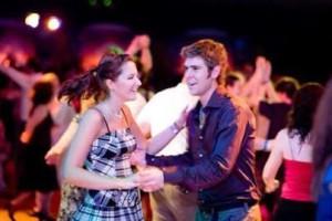 Dance Couple dancing Latin